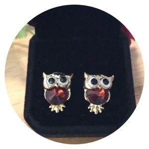 🆕🎄Hoot Hoot Cute Owl Earrings
